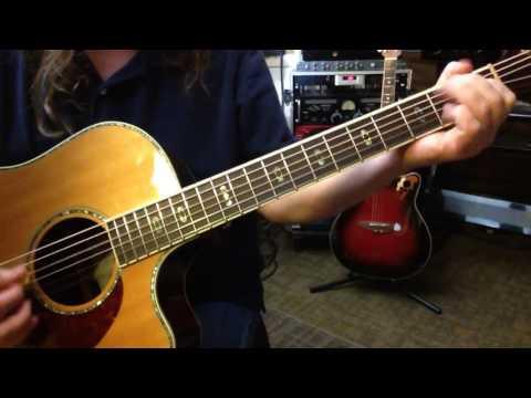 Alternate Tuning EAC#GBE - Key D Major