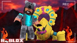 SHINY VOLCANION + ANOTHER SHINY DITTO!?!?! | Pokémon Brick Bronze [#83] | ROBLOX LIVE