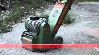 Kurzfilm Estrichfräse