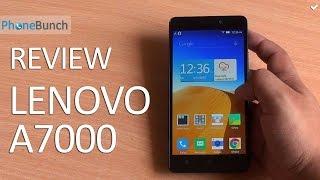 Lenovo A7000 Full Review