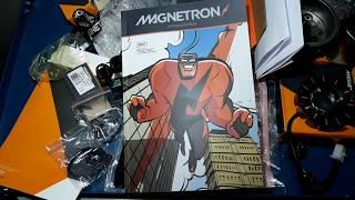Parceria Com a Magnetron! Canal CN Motos!
