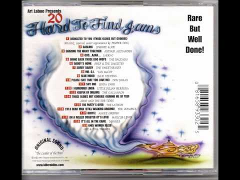 Khaliq - Dedicated to You - Art Laboe - 20 Hard to Find Jams.wmv