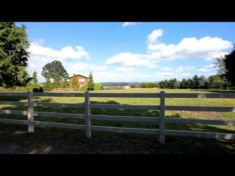 Eagle Creek Horse Property | Oregon equestrian estates for sale