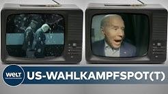 US-WAHLKAMPF: Größtes und schmutzigstes TV-Werbeduell der Geschichte