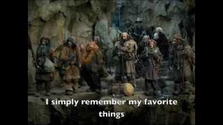 A Few of My Favorite Things from The Hobbit: An Unexpected Journey