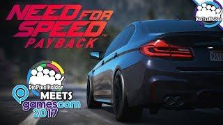 NEED FOR SPEED PAYBACK - Offene Spielwelt, Nebenmissionen - DiePixelHelden MEETS Gamescom 2017