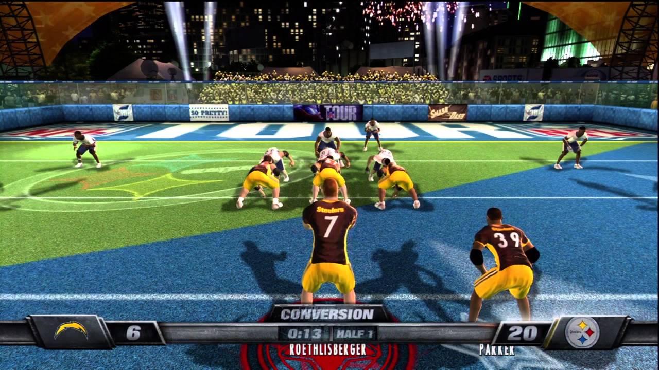 Hands-on: NFL Tour demo