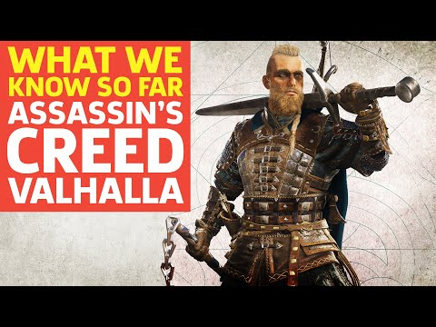 Assassin S Creed Valhalla Story Details Characters What We Know