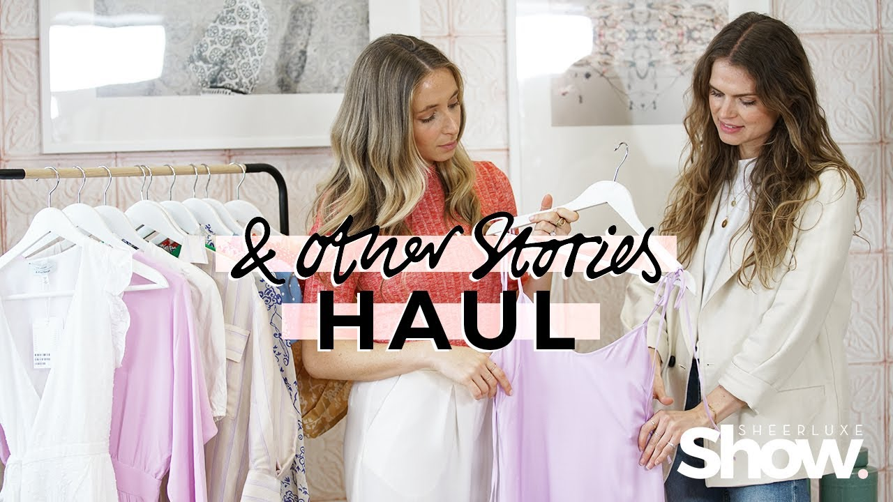 c6c94a14a57 SheerLuxe Show: & Other Stories Spring Summer Dress Haul + Try On ...