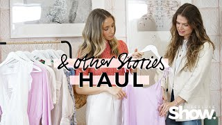 & Other Stories Spring Summer Dress Haul + Try On | SheerLuxe Show