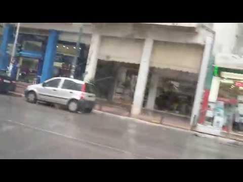 Patission Athens Greek january 2015