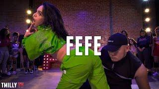 """6ix9ine, Nicki Minaj, Murda Beatz - """"FEFE"""" Dance Choreography by Jojo Gomez"""