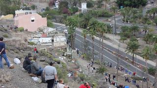 Yeray Lemes @ ERC Rally Islas Canarias (Tramo espectáculo SS6. 2017)