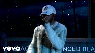 6LACK - Pretty Little Fears (Live From Jimmy Kimmel Live!/2019)