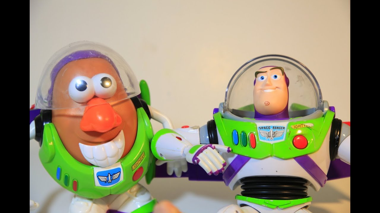 Toy Disney Buzz Lightyear Action Figure