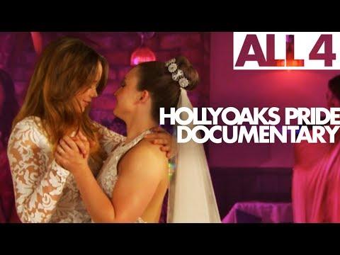 Hollyoaks Stars Emmett J. Scanlan, Kieron Richardson, Tamara Wall & More On Gay Pride   Documentary