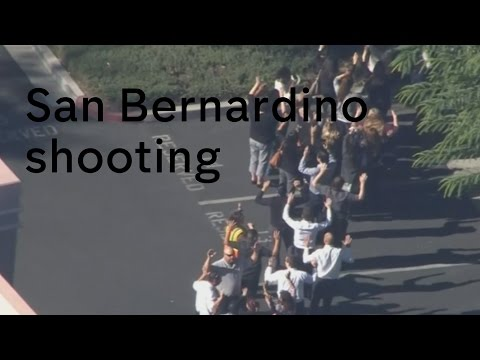 San Bernardino: FBI treats shooting as terrorist attack