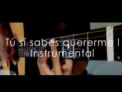 Tú si sabes quererme - Natalia Lafourcade ( Cover- Instrumental/Karaoke)