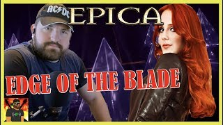 LOST MY MIND!! | EPICA - Edge Of The Blade (OFFICIAL VIDEO) | REACTION