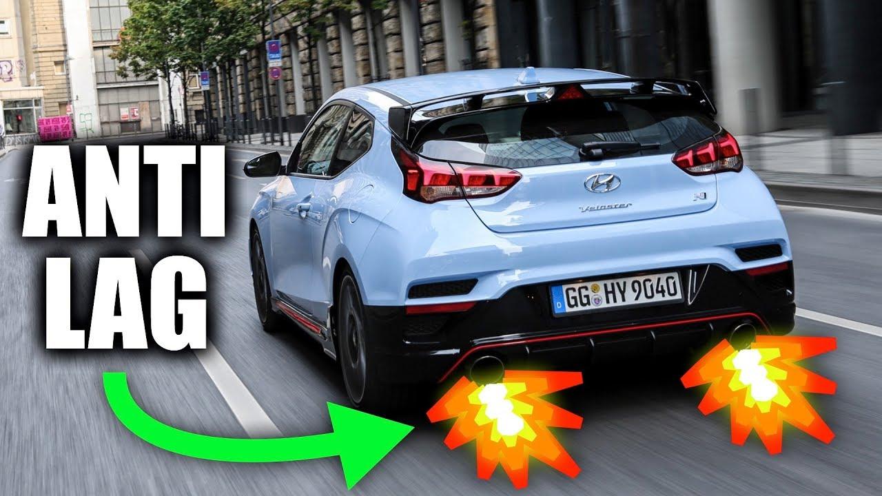 Anti-Lag - How Hyundai Eliminates Turbo Lag