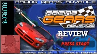 Racing Gears Advance - on the GBA - with Commentary !!