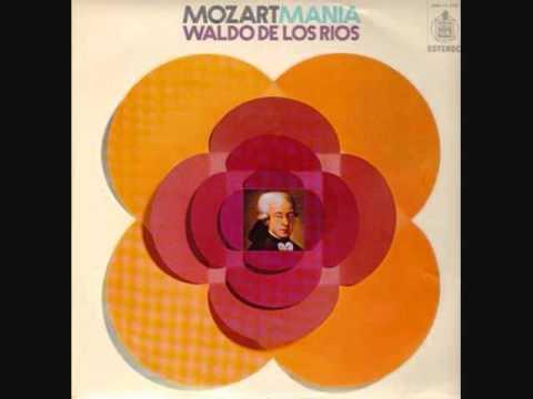 Broma Musical Musikalischer Spass 4To Tempo Presto W A Mozart & Waldo De Los Rios
