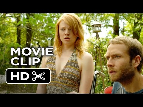 Jessabelle Movie   Strange Meeting 2014  Sarah Snook, Mark Webber Horror Movie HD