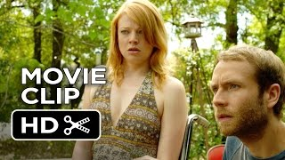 Jessabelle Movie CLIP - Strange Meeting (2014) - Sarah Snook, Mark Webber Horror Movie HD