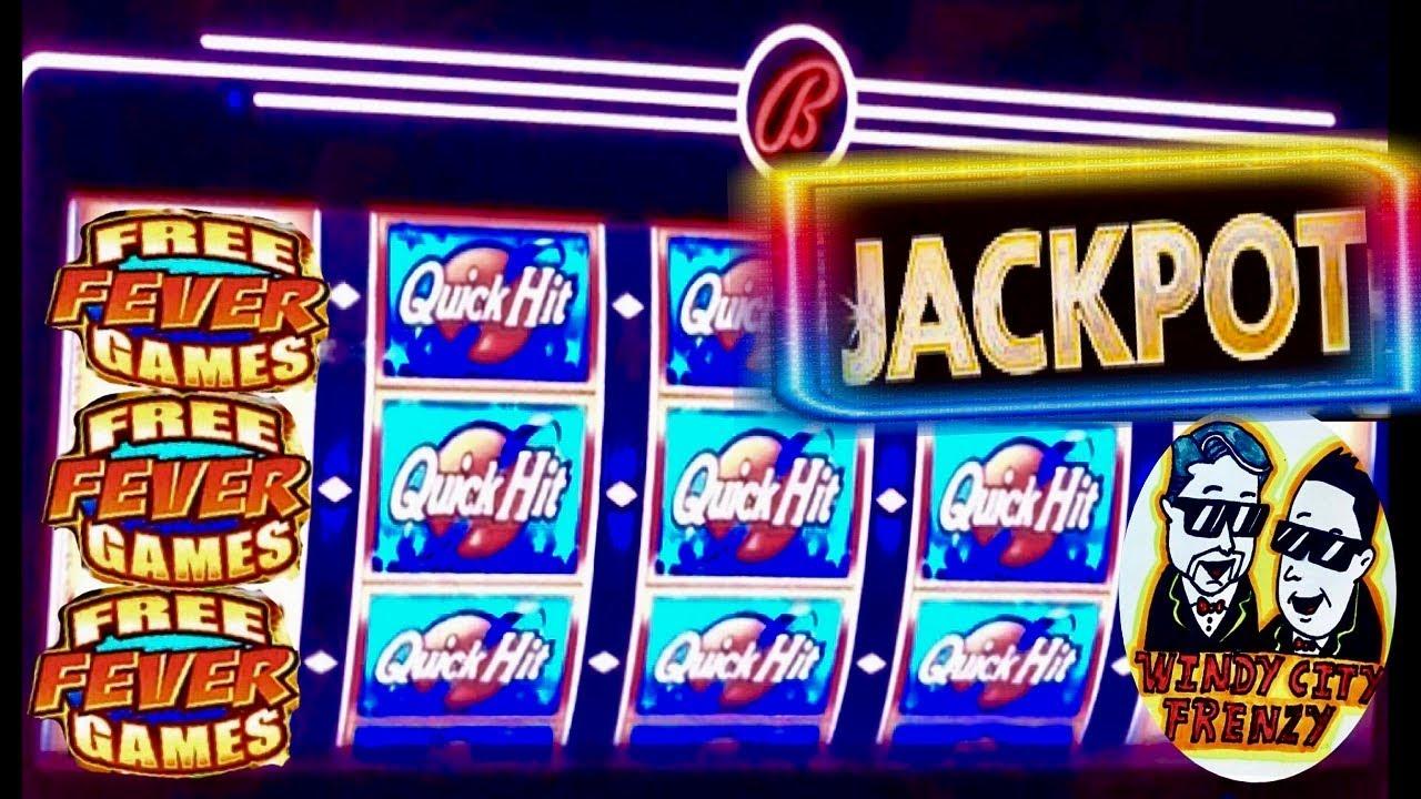 Las Vegas Quick Hits Slot Machine