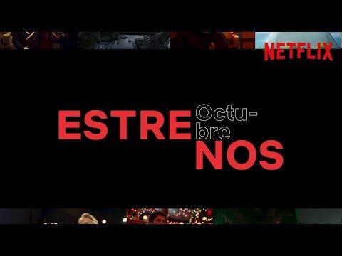 Los ESTRENOS que verás en OCTUBRE | NETFLIX ESPAÑA