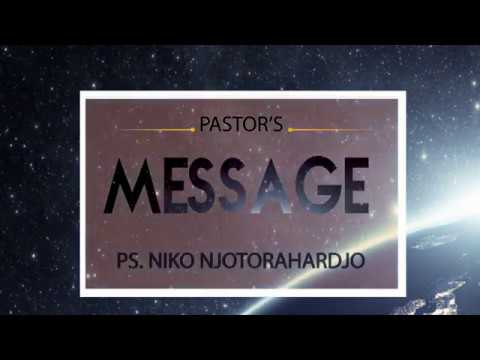 Pastor's Message September 2018