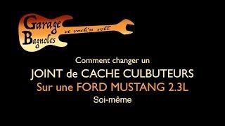 ✅  Mustang Joint Cache Culbuteur ⏩ version courte