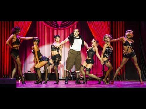 Willkommen aus dem Musical Cabaret - Choreografie Christopher Tölle