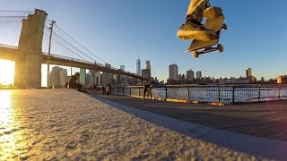 DITL 21: NYC Street Skating, Rooftops, and Photography