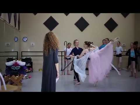 The Nativity Ballet Commercial (2017)