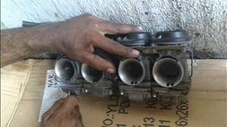 How to adjust Carburetor Fuel level in Suzuki Bandit 250cc