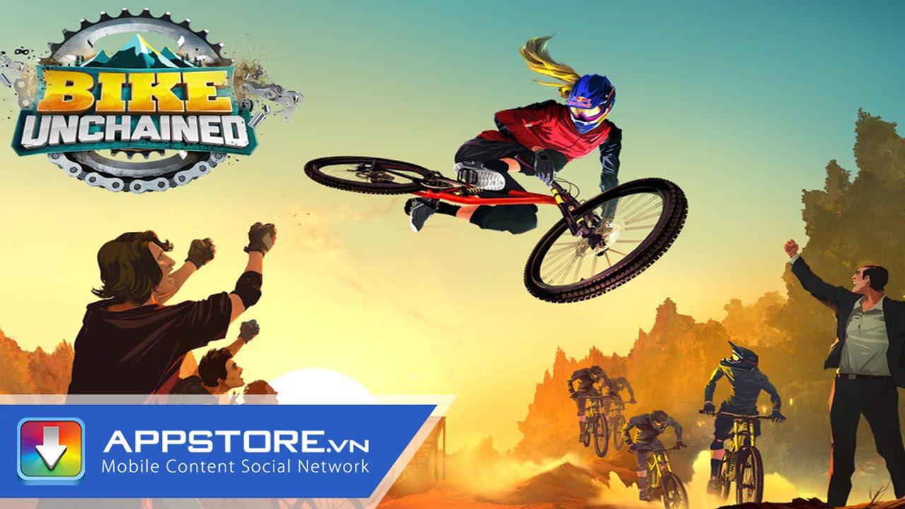 [Game] Bike Unchained – Trải nghiệm đua xe đạp vượt địa hình – AppStoreVn