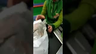 Кыргызстан. Обман в сети магазинов Globus.