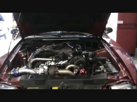 2003 Turbo v6 Mustang - Rhodium LLC and Performance Specialties Inc