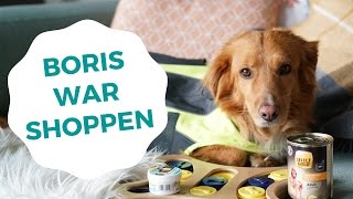 HUNDE HAUL mit Boris ❘ Lilies Diary ❘ #sponsored by Fressnapf