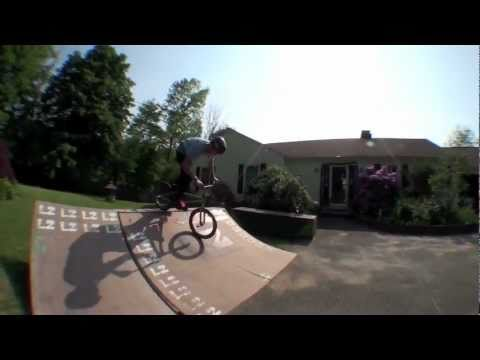 How to disaster 180 bmx