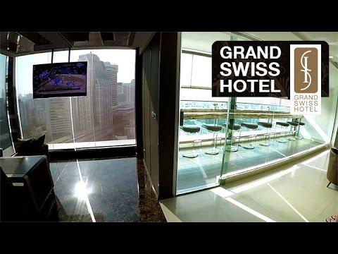 Grand Swiss Hotel Sukhumvit Soi 11 Bangkok Near Nana Bts Station