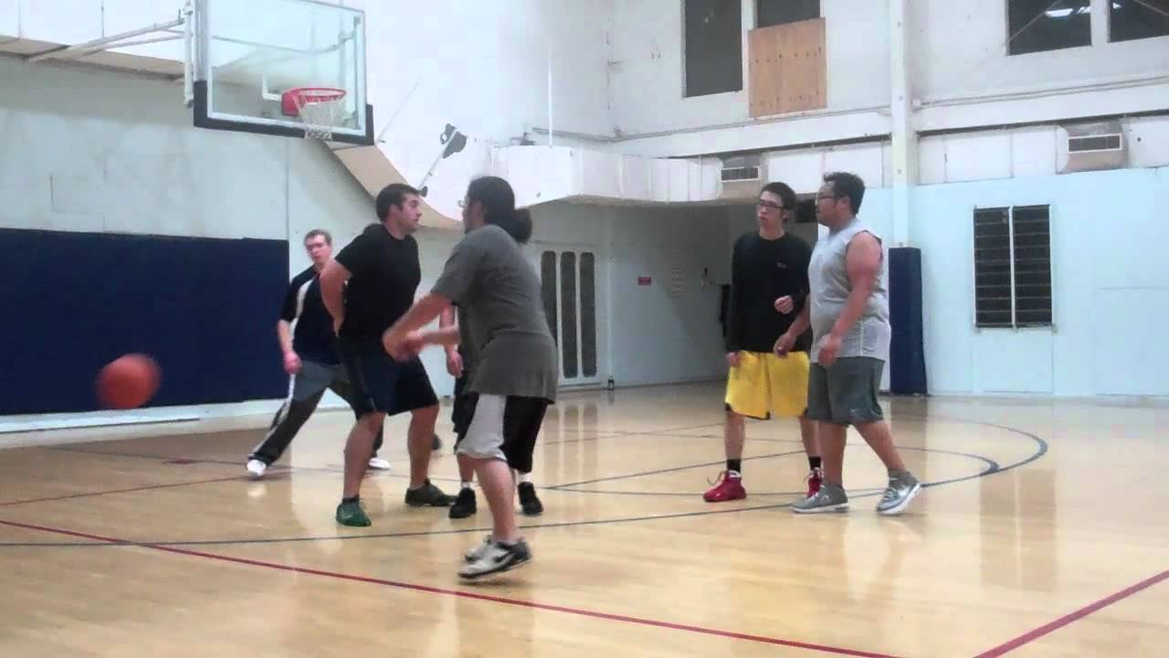 Lockout Basketball Indoor Gym Youtube