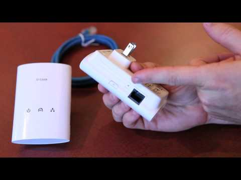 Getting Started: PowerLine AV Network Starter Kit (DHP-307AV)