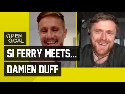 Si Ferry Meets... Damien Duff | Mourinho's Chelsea, Newcastle Days, Ireland World Cup, Souness