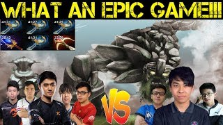 ABED TINY PERSPECTIVE with TEAM KUKU VS. OG.ANA, 23SAVAGE && WHITEMON - EPIC GAME