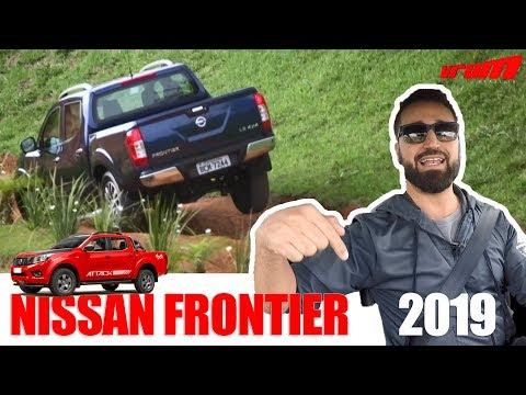 NISSAN FRONTIER 2019 PODE BATER A HILUX? / Vrum Brasília
