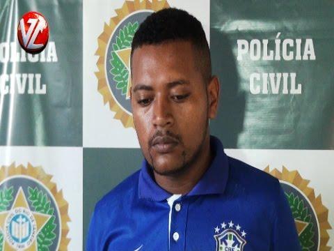 Polícia prende o traficante mais procurado de Volta Redonda, Nem Sapão