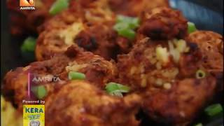 "Annies Kitchen With Famous Film Actor ""Bhagath Manuel"" 