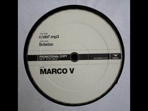 Marco V - C:\del*.mp3 (2001)
